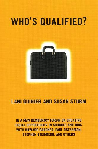 Who's Qualified? (Paperback)