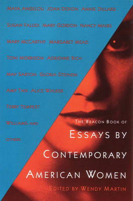 Beacon Book of Essays by Contemporary American Women (Paperback)