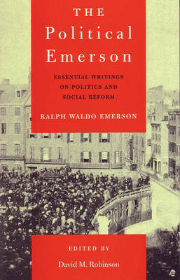 The Political Emerson (Paperback)