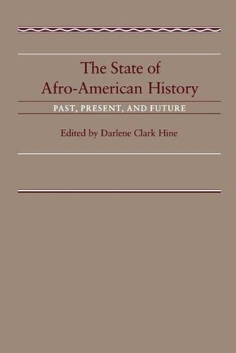 The State of Afro-American History: Past, Present, Future (Paperback)