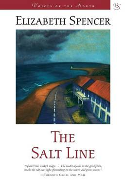 The Salt Line - Voices of the South S. (Paperback)