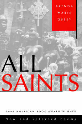 All Saints: New and Selected Poems (Paperback)