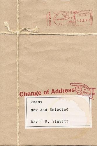 Change of Address (Paperback)