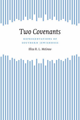 Two Covenants: Representations of Southern Jewishness - Southern Literary Studies (Hardback)