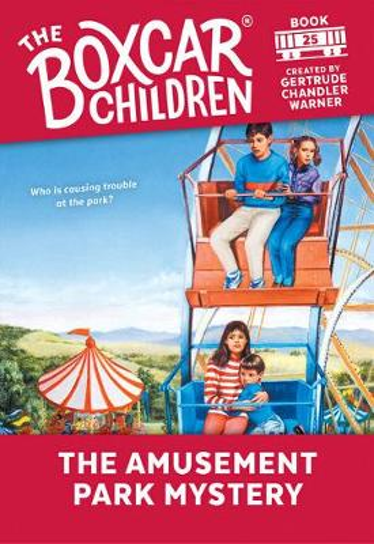 The Amusement Park Mystery (Paperback)