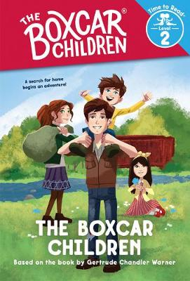 The Boxcar Children - Time to Read (The Boxcar Children) (Hardback)
