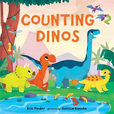 Counting Dinos (Hardback)
