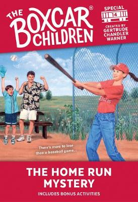 The Home Run Mystery (Paperback)