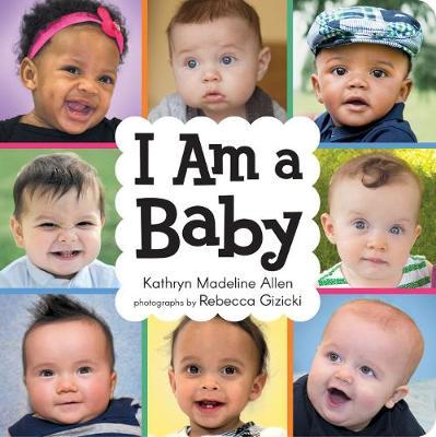 I am a Baby (Board book)