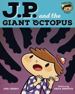 JP and the Giant Octopus (Hardback)