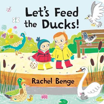 Let's Feed the Ducks (Board book)