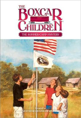 The Summer Camp Mystery (Paperback)