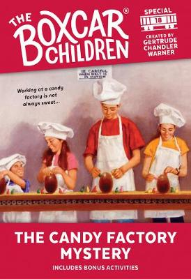 The Candy Factory Mystery (Paperback)