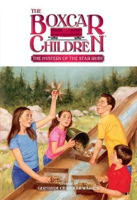 The Mystery of the Star Ruby (Paperback)