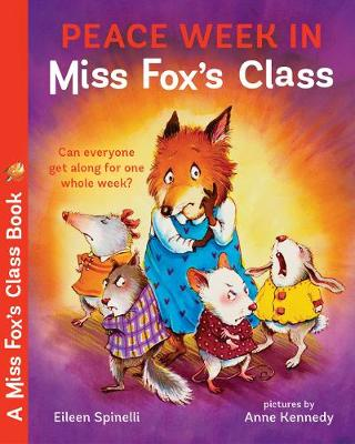 Peace Week in Miss Foxes Class (Paperback)