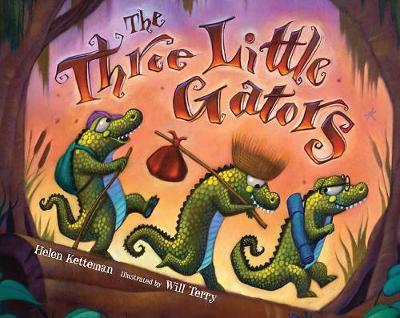 Three Little Gators: TexMex Three Little Pigs (Hardback)
