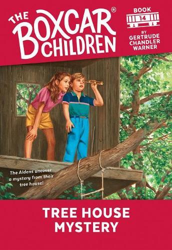 Tree House Mystery (Paperback)
