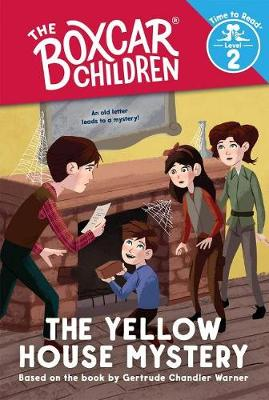 The Yellow House Mystery (Paperback)