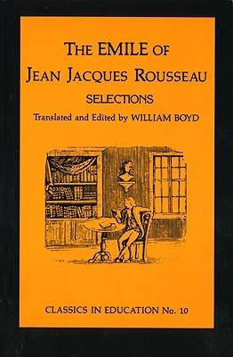 Emile: Selections (Paperback)