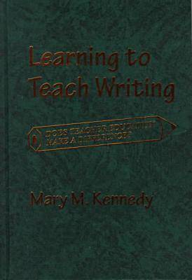 Teacher Practice in the Writing Classroom (Hardback)