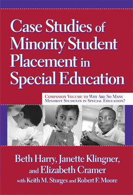 Case Studies of Minority Student Placement in Special Education (Paperback)