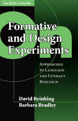 On Formative and Design Experiments: Approaches to Language and Literacy Research - Language & Literacy (Paperback)