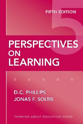 Perspectives on Learning - Thinking About Education (Paperback)