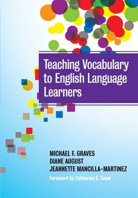 Teaching Vocabulary to English Language Learners (Paperback)
