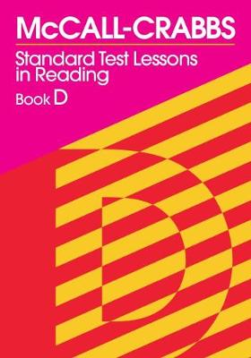 Standard Test Lessons in Reading, Book D (Paperback)