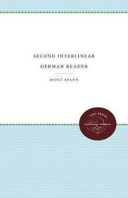 Second Interlinear German Reader (Hardback)
