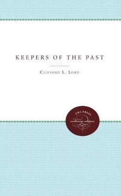 Keepers of the Past (Hardback)