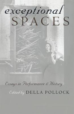 Exceptional Spaces: Essays in Performance and History (Hardback)