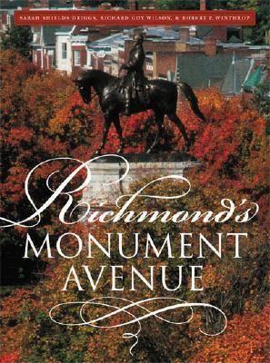 Richmond's Monument Avenue (Hardback)