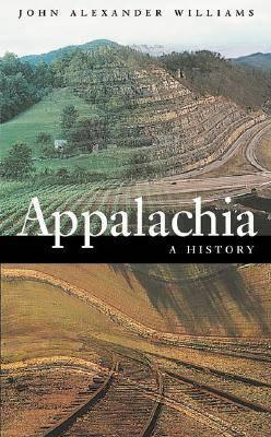 Appalachia: A History (Hardback)