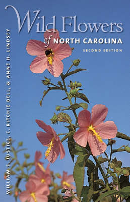 Wild Flowers of North Carolina (Hardback)