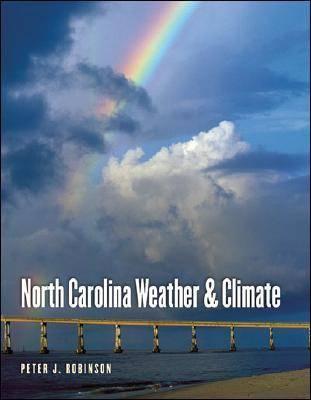 North Carolina Weather and Climate (Hardback)