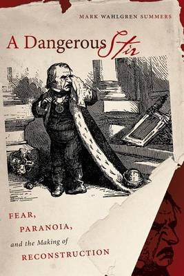 A Dangerous Stir: Fear, Paranoia, and the Making of Reconstruction - Civil War America (Hardback)