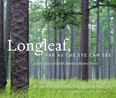 Longleaf, Far as the Eye Can See: A New Vision of North America's Richest Forest (Hardback)