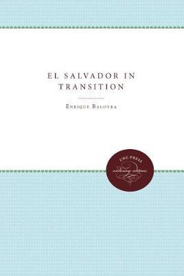 El Salvador in Transition (Paperback)
