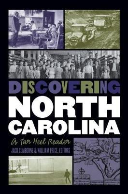 Discovering North Carolina: A Tar Heel Reader - Chapel Hill Books (Paperback)