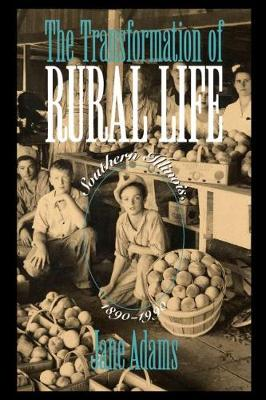 The Transformation of Rural Life: Southern Illinois, 1890-1990 - Studies in Rural Culture (Paperback)