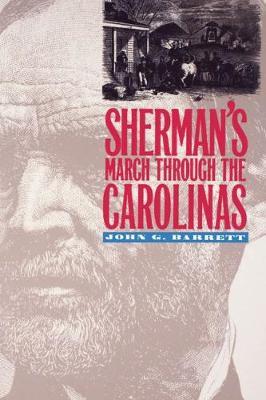 Sherman's March Through the Carolinas (Paperback)