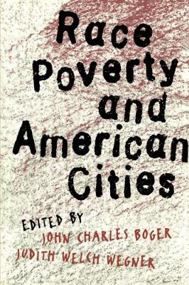 Race, Poverty, and American Cities (Paperback)