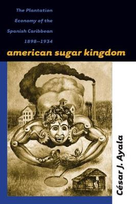 American Sugar Kingdom: The Plantation Economy of the Spanish Caribbean, 1898-1934 (Paperback)