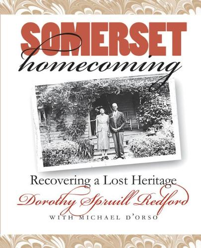 Somerset Homecoming: Recovering a Lost Heritage - Chapel Hill Books (Paperback)