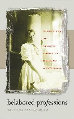 Belabored Professions: Narratives of African American Working Womanhood (Paperback)