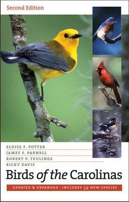 Birds of the Carolinas (Paperback)
