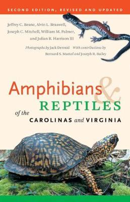 Amphibians and Reptiles of the Carolinas and Virginia, 2nd Ed (Paperback)