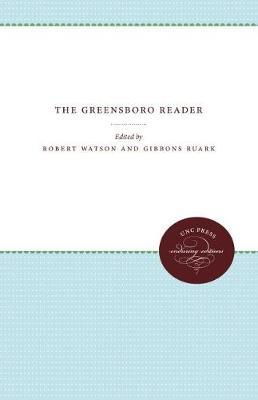 The Greensboro Reader (Paperback)