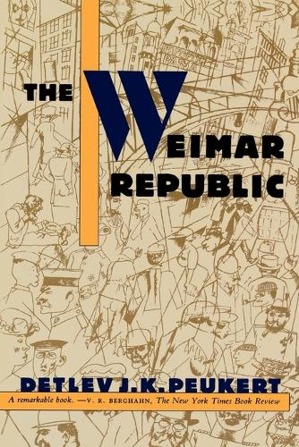 The Weimar Republic (Paperback)